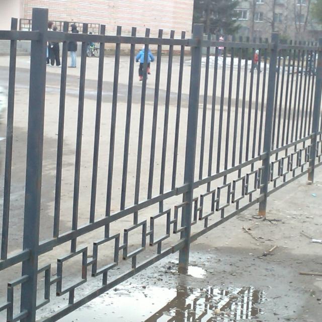 Ворота и забор разных форматов