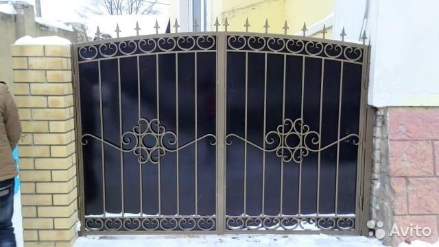 Разные ворота и калитки